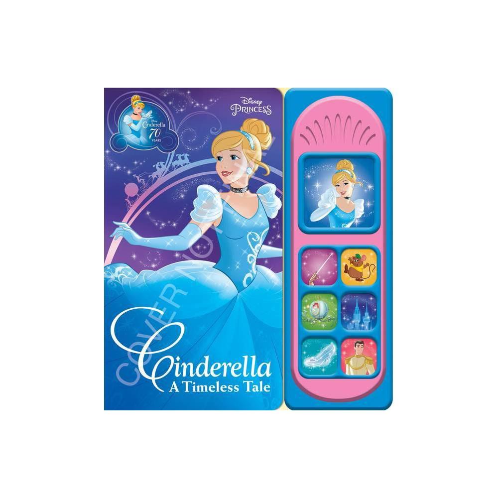 Disney Princess Cinderella A Timeless Tale Play A Sound Board Book