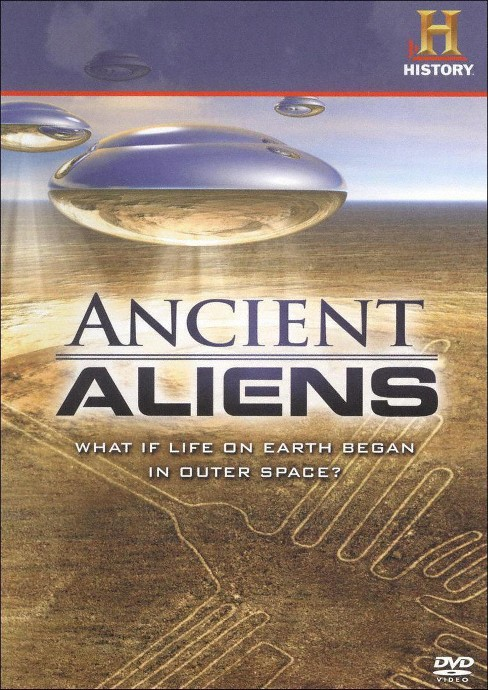 Ancient Aliens (DVD) - image 1 of 1