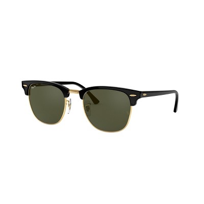 Ray-Ban RB3016 51mm Clubmaster Unisex Square Sunglasses