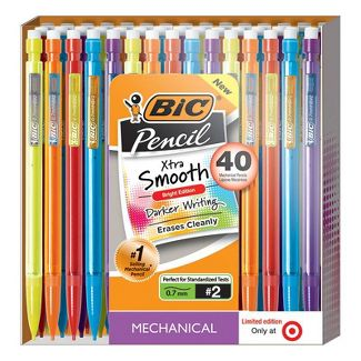 40pk #2 Mechanical Pencils - BIC