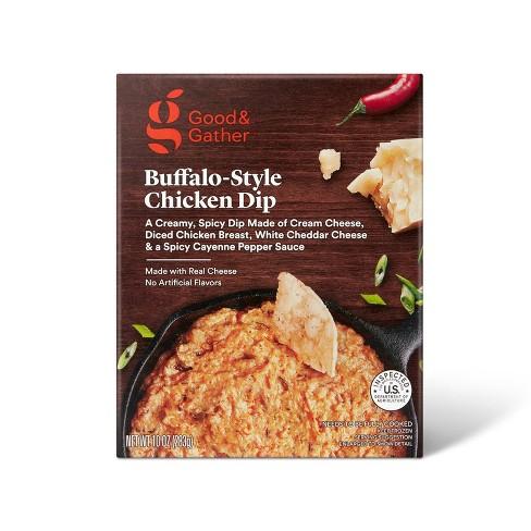 Frozen Buffalo Style Chicken Dip - 10oz - Good & Gather™ - image 1 of 3