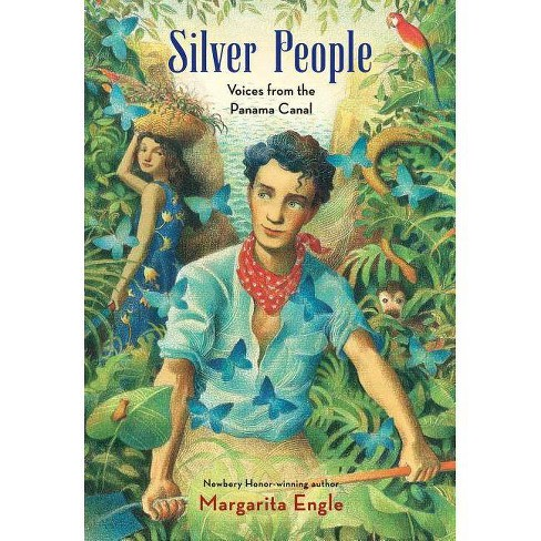 Silver People - by  Margarita Engle (Hardcover) - image 1 of 1