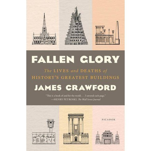 Fallen Glory - by  James Crawford (Paperback) - image 1 of 1