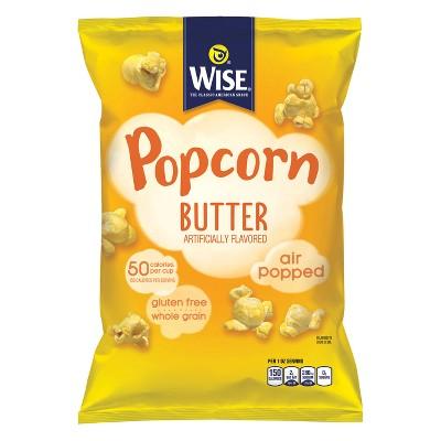 Popped Popcorn: Wise