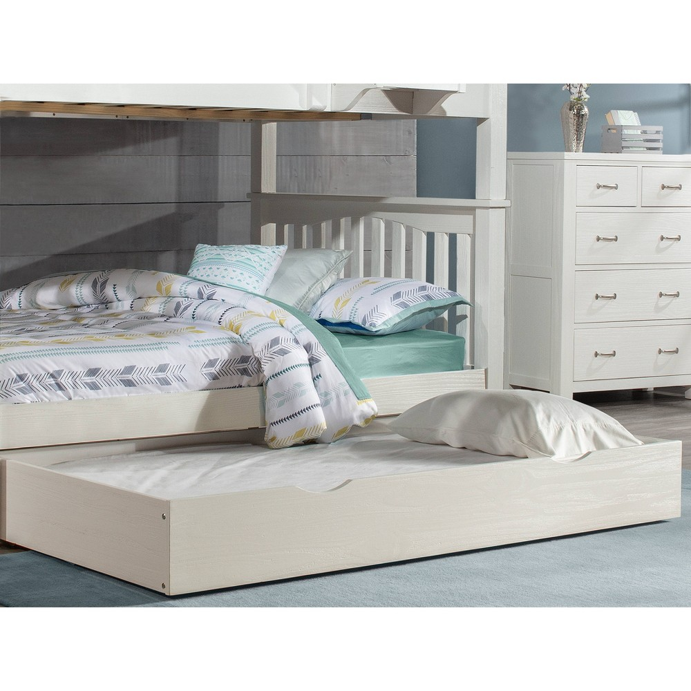 Image of Highlands Trundle White - Hillsdale Furniture