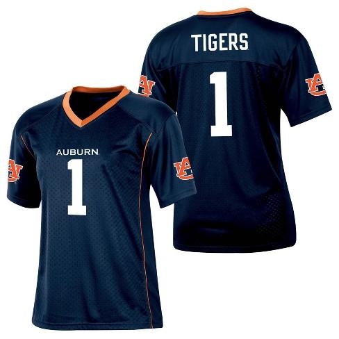 san francisco 1ea54 f6ddc NCAA Auburn Tigers Boys' Short Sleeve Replica Jersey