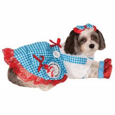 Rubies Doggie Dorothy Pet Costume