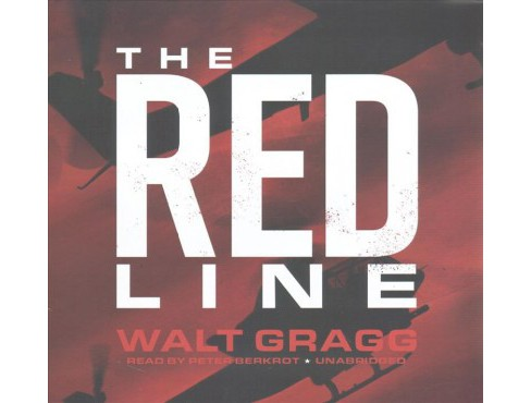 Red Line : Library Edition (Unabridged) (CD/Spoken Word) (Walt Gragg) - image 1 of 1