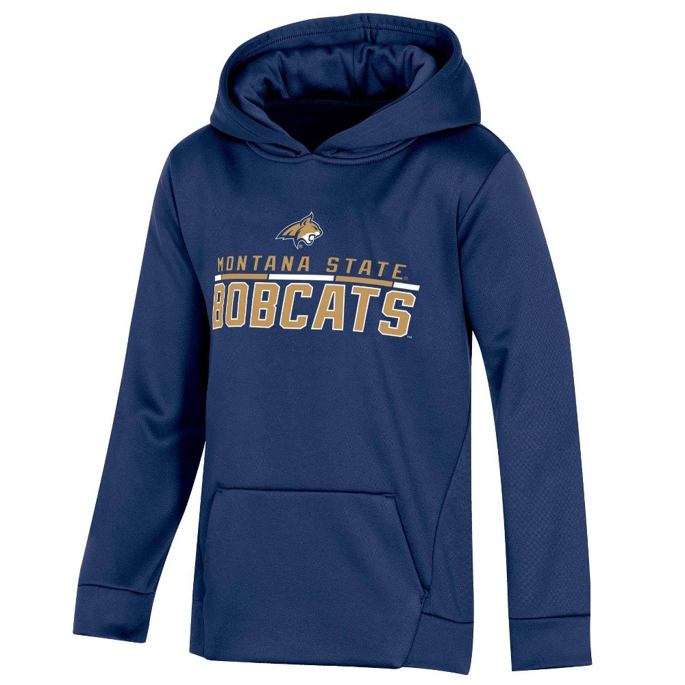 Ncaa Montana State Bobcats Boys 39 Pullover Hoodie L