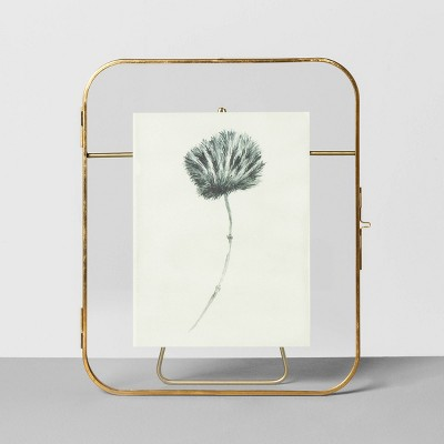 9 x11  Picture Frame Brass - Hearth & Hand™ with Magnolia