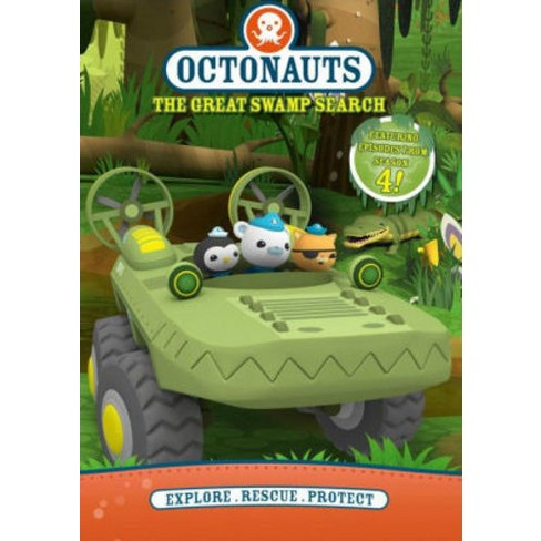 Octonauts: Great Swamp Search (DVD) - image 1 of 1