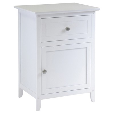Eugene Nightstand - White - Winsome