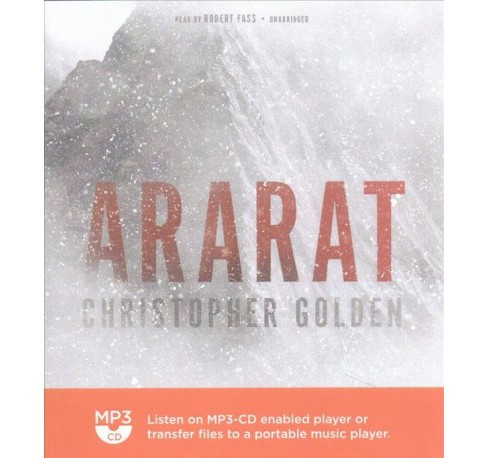Ararat (MP3-CD) (Christopher Golden) - image 1 of 1
