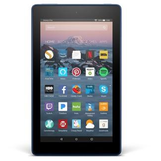"Amazon Fire 7 with Alexa (7"" Display) Marine Blue - 8GB"