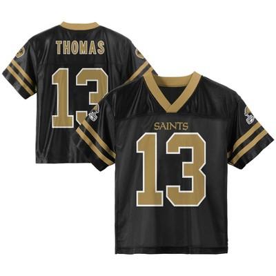 NFL New Orleans Saints Toddler Boys' Michael Thomas Short Sleeve Jersey