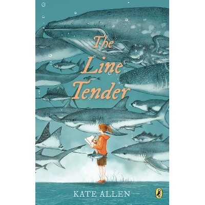 The Line Tender - by  Kate Allen (Paperback)