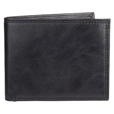 Men's Solid Wallet - Goodfellow & Co™ One Size - image 1 of 4