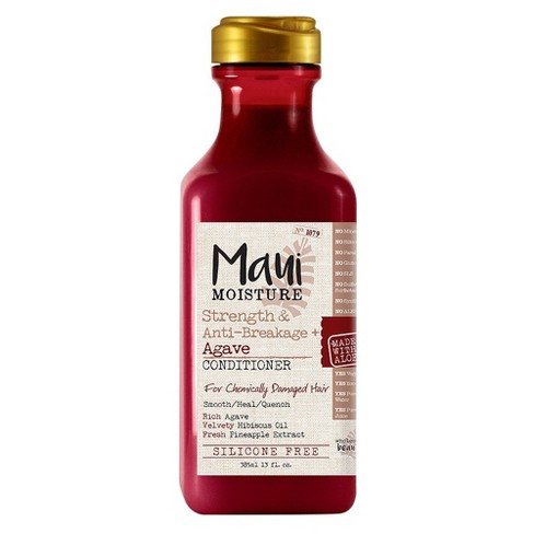 Maui Moisture Strength & Anti-Breakage + Rich Agave Conditioner for Chemically Damaged Hair - 13 fl oz - image 1 of 3