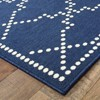 Madeline Trellis Patio Rug - image 2 of 4