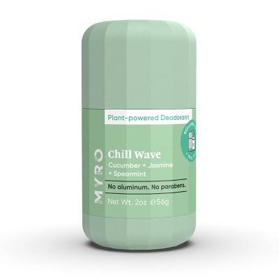 Myro Chill Wave Deodorant Starter Kit - 2oz