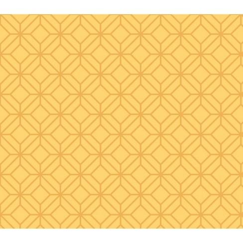 Moderation Cw2 Lattice Yellow 100 Cotton 4344 Target