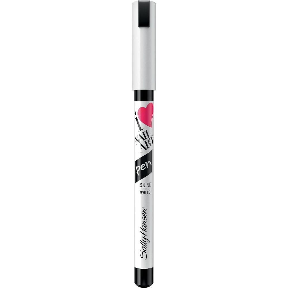 Image of Sally Hansen .04floz Nail Art Pen 480 White Round Tip