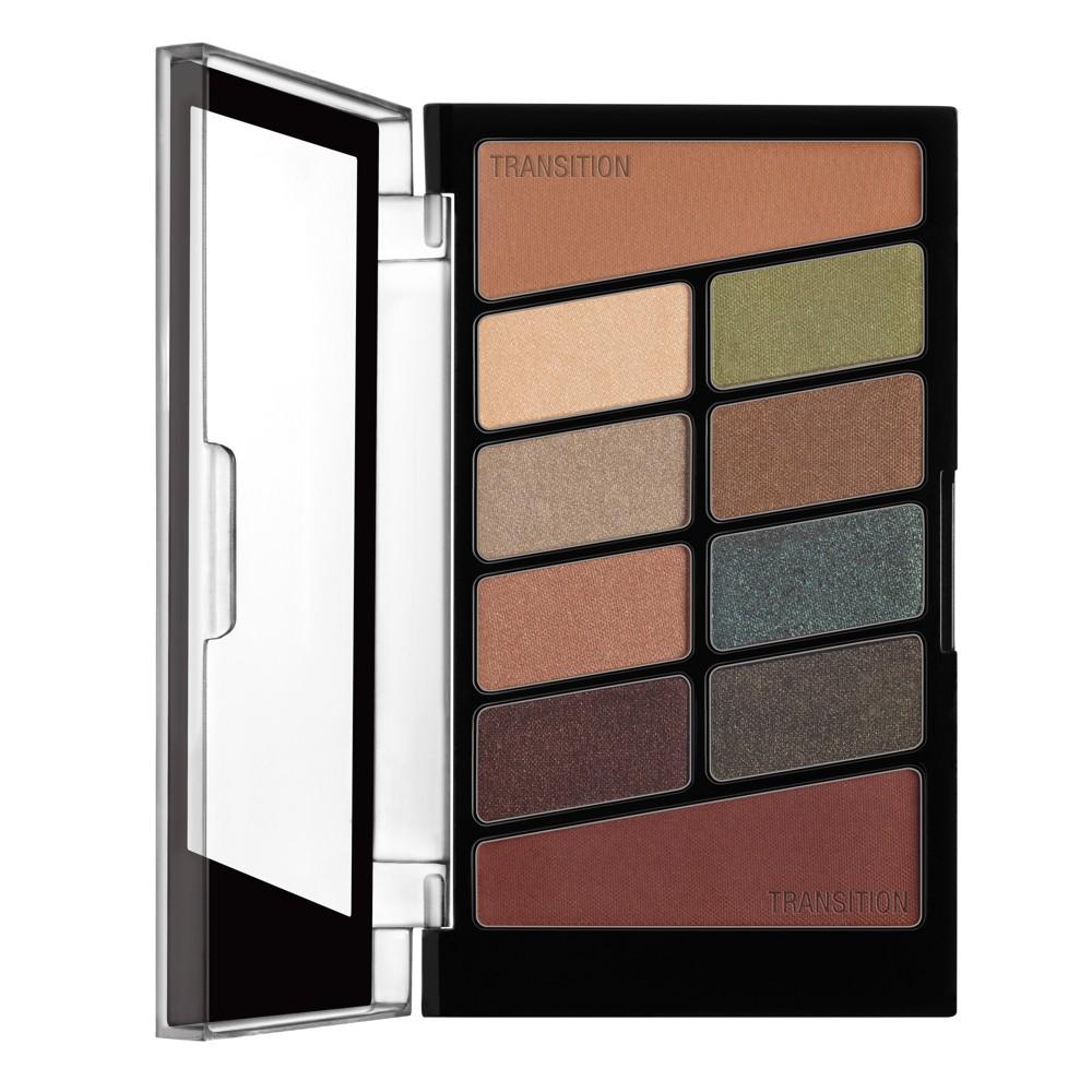 wet n wild Color Icon 10-Pan Eyeshadow Palette Comfort Zone .3oz