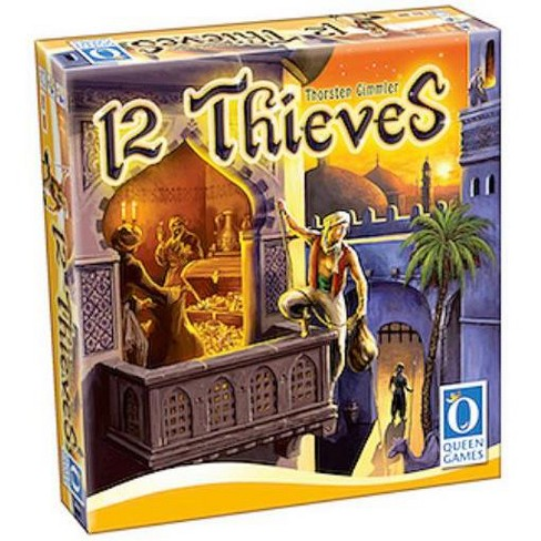 12 Thieves Board Game - image 1 of 1
