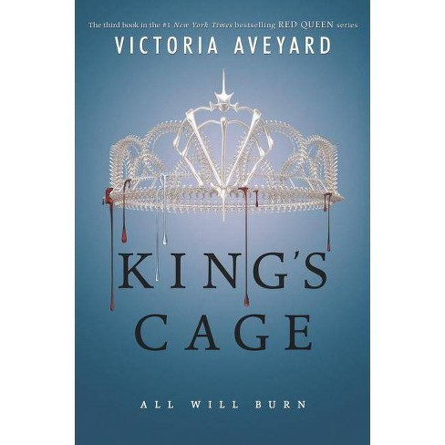 King's Cage - (Red Queen) by  Victoria Aveyard (Paperback) - image 1 of 1
