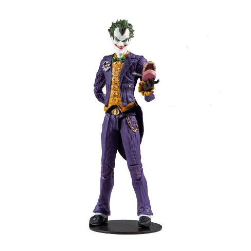DC Action Figures: Arkham Asylum - Joker - image 1 of 4