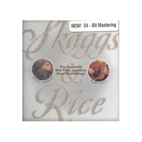Ricky Skaggs - Essential Old Time Country Duet (CD) - image 1 of 1