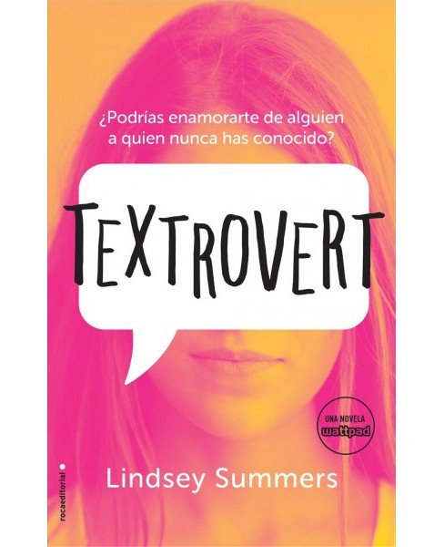 Textrovert (Paperback) (Lindsey Summers) - image 1 of 1