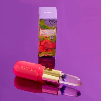 Winky Lux Flower Balm Lip Stain - 0.13oz