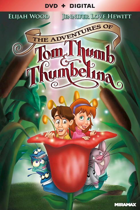 Adventures of tom thumb and thumbelin (DVD) - image 1 of 1