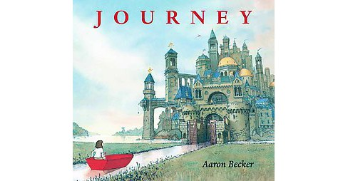 Journey (Hardcover) by Aaron Becker - image 1 of 1