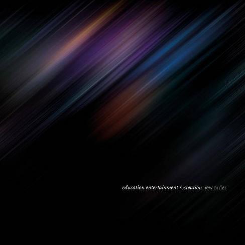 New Order - Education Entertainment Recrea (CD) - image 1 of 1