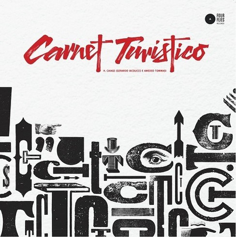 Amedeo Tommasi - Carnet Turistico (Vinyl) - image 1 of 1