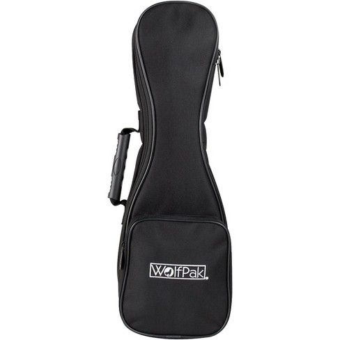 WolfPak Soprano Uke Bag Black - image 1 of 1