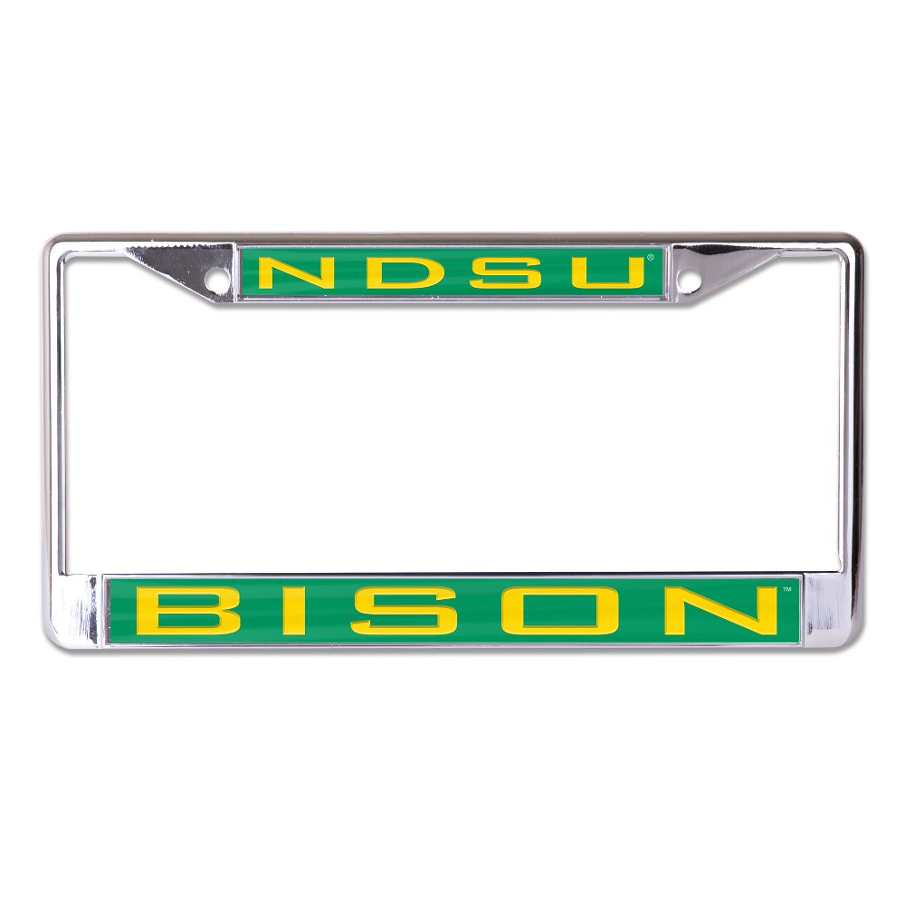 NCAA North Dakota State Bison License Plate Frame