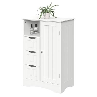 Ashland One Door Floor Cabinet - RiverRidge Home