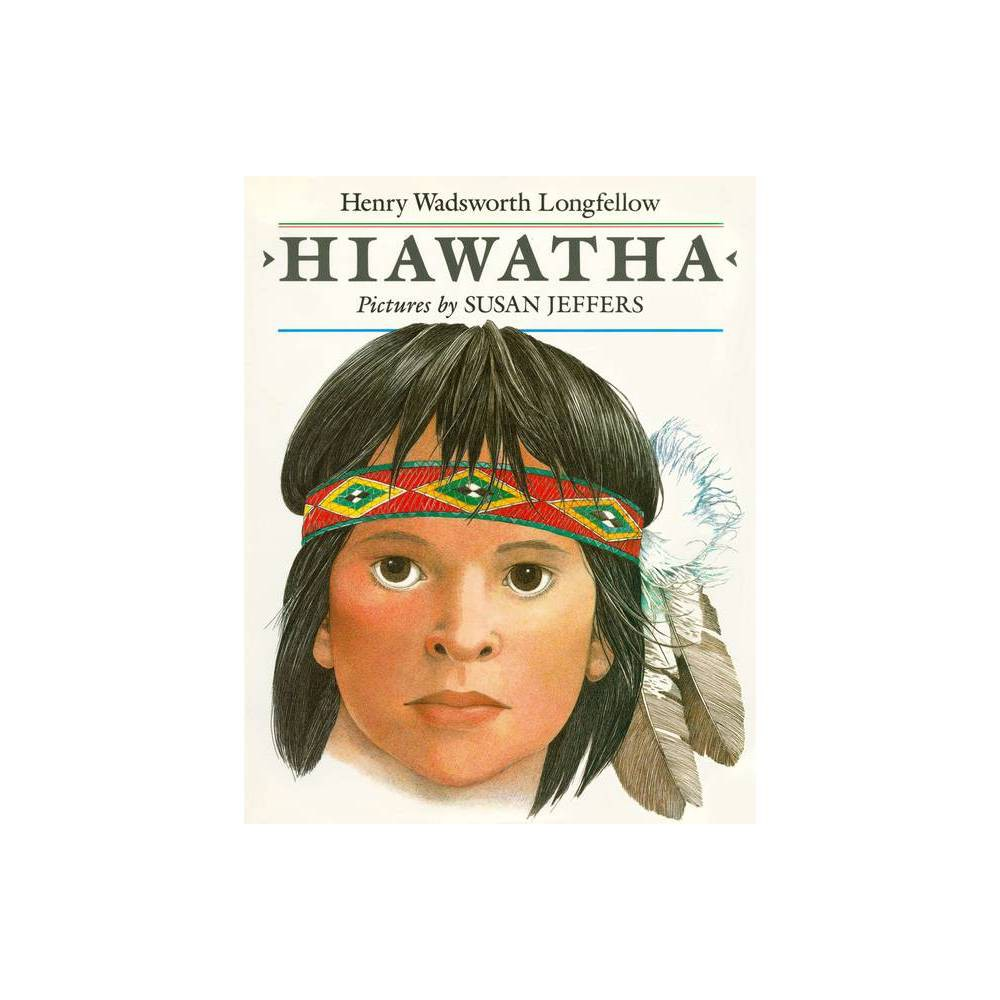 Hiawatha Puffin Pied Piper By Henry Wadsworth Longfellow Paperback