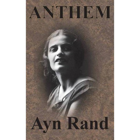 Anthem By Ayn Rand Hardcover Target