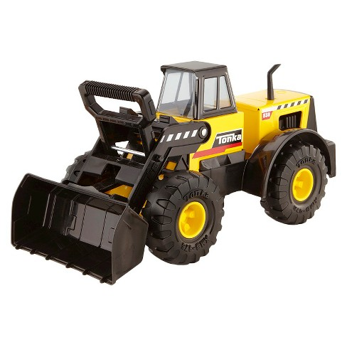 Tonka Classic Steel Front End Loader - image 1 of 5