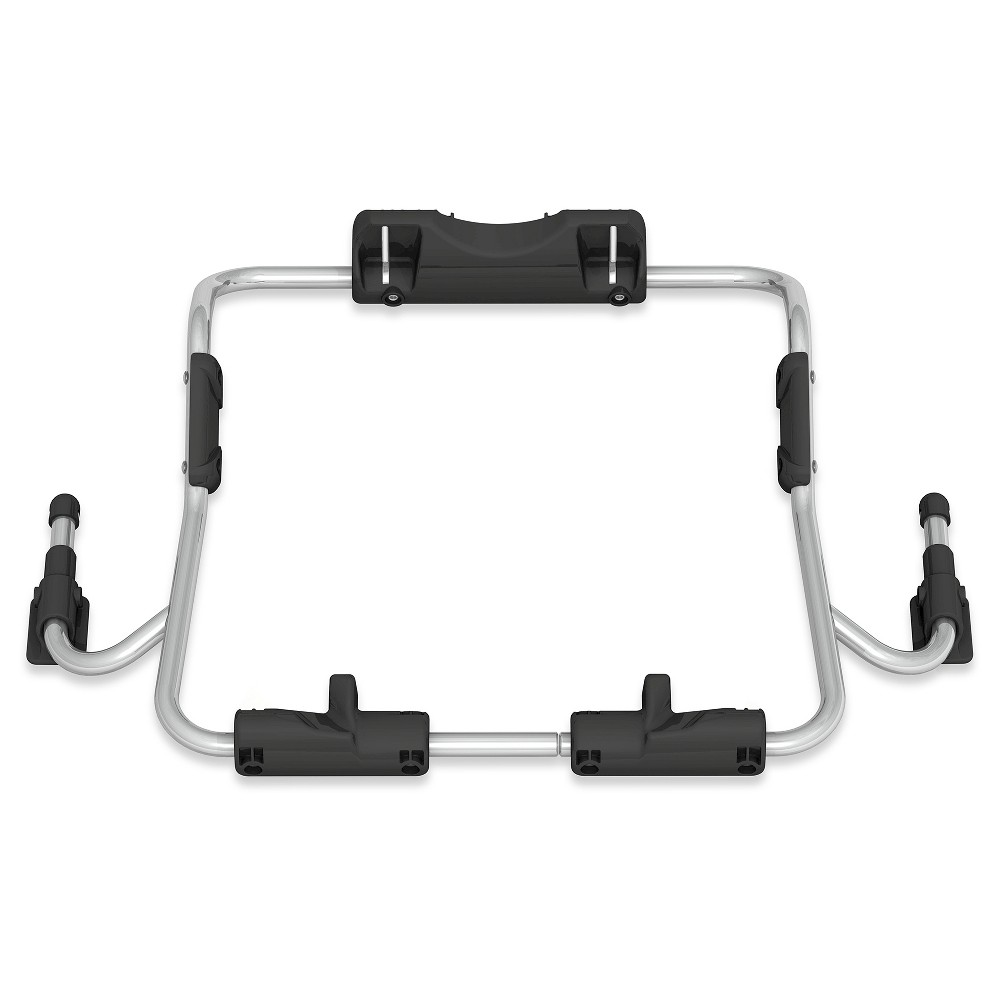 Image of BOB Single Infant Car Seat Adapter for Graco, Silver