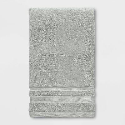 Performance Bath Sheet Light Sage Green - Threshold™