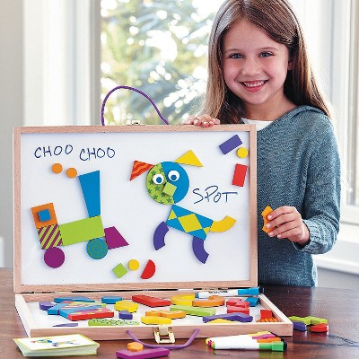 MindWare Imagination Patterns Deluxe - Early Learning - 120 Pieces