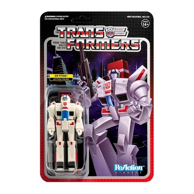 Super7 Transformers ReAction Figure - Skyfire
