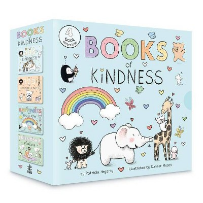 Books of Kindness - by Patricia Hegarty (Mixed Media Product)