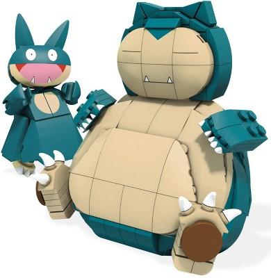 Mega Construx Pokemon Snorlax and Munchlax Building Set – Target