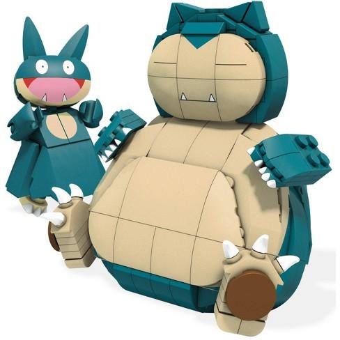 Mega Construx Pokemon Snorlax And Munchlax Building Set Target